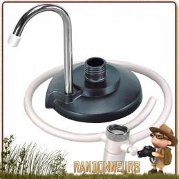 Kit de raccordement pour robinet d'arrivée d'eau pour filtre eau portable Katadyn COMBI
