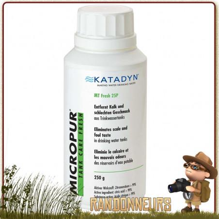 Micropur Tank MT FRESH 25P Katadyn