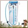 filtre par gravité DRIP TRK CERADYN de Katadyn est un réservoir de 10 Litres d'eau avec filtres céramique intégrés