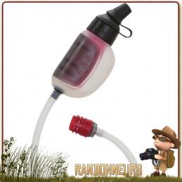 kit de filtration eau randonnée Trail Base MSR ensemble 3 en 1 et clé en mains pour assurer le traitement de l'eau