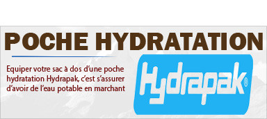 Poche Hydrapak