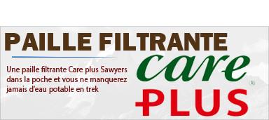 Paille Filtrance Care Plus
